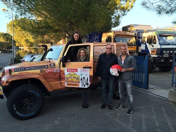 Morocco Desert Rally Raid