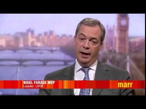 Breaking UKIP News : Nigel Farage Full BBC Interview - Jan15