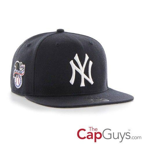 Grab this Navy Blue Sure Shot New York Yankees '47 Brand Snapback Cap! Go get it now at http://www.thecapguys.com?utm_content=bufferbb49c&utm_medium=social&utm_source=pinterest.com&utm_campaign=buffer. #47brand #noshot #47 #newyork #logo #snapback #baseball #mlb #hat #cap #red #navyblue #yankees #swag #me #style #tagsforlikes #me #swagger #jacket #shirt #dope #fresh