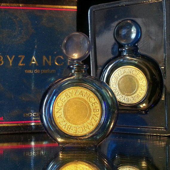 2 Miniature Byzance Perfume Bottles Unused by OldGLoriEstateSale, $18.00