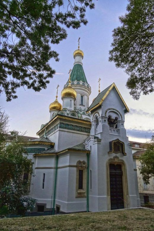 City-Guide Sofia – Entschleunigung in Bulgariens Hauptstadt