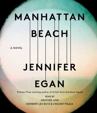 Manhattan Beach opens in Brooklyn during the Great Depression. Anna Kerrigan, nearly twelve years old, accompanies her father to the house of a man who, she gleans, is crucial to the survival of her father and her family. Anna observes the uniformed servants, the lavishing of toys on the children, and some secret pact between her father and Dexter Styles.