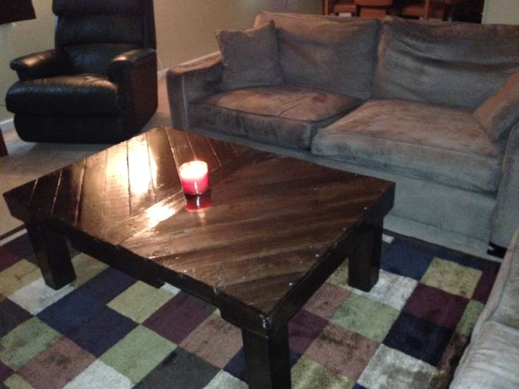 Pallet Coffee Table Album On Imgur Maison D Coration