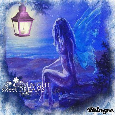 good night fairy dreams | Morning, Noon, Night | Good ...