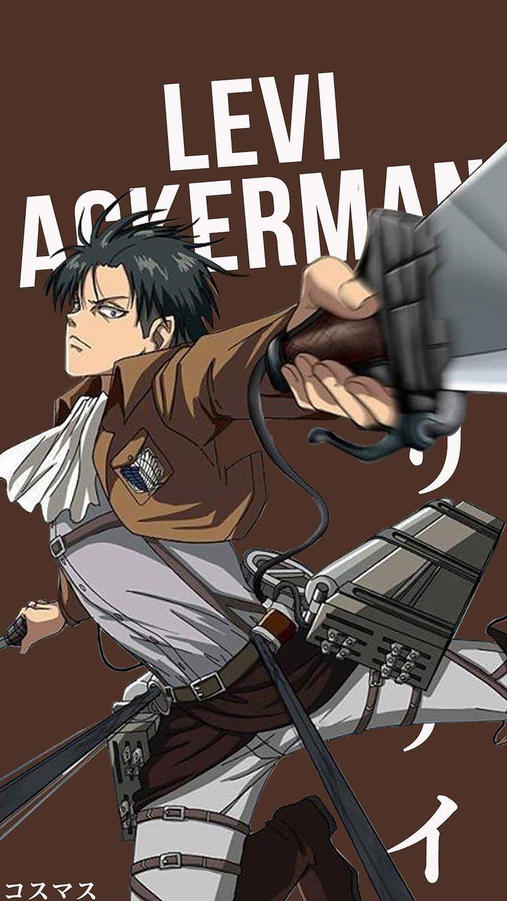 Levi Ackerman V1 ~ Korigengi   Wallpaper Anime