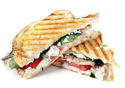 Grilled Sandwich for Vegetarians