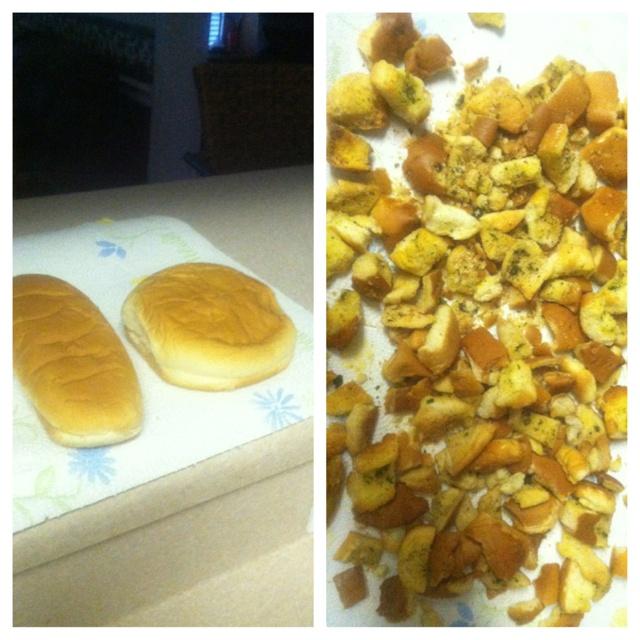 Dorm Room Bread Pudding