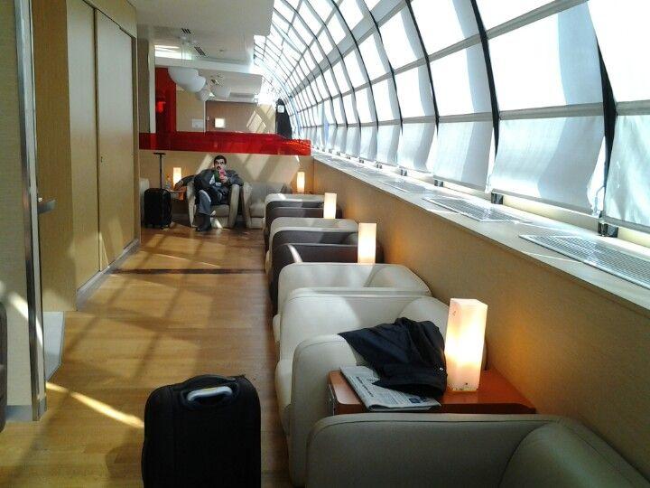"""Alitalia Freccia Alata Lounge """"Borromini"""""""