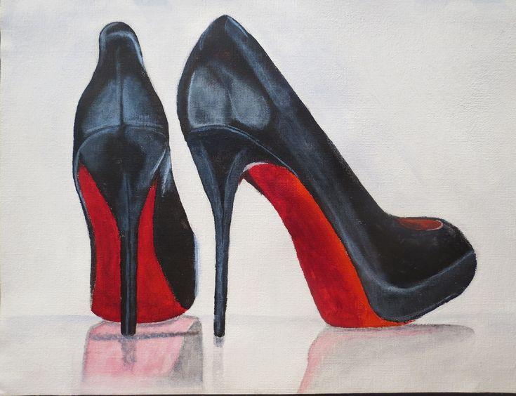 Best Paint For Shoe Heel