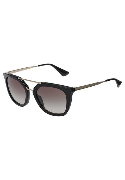 Die moderne Interpretation von Stil. Prada Sonnenbrille - black/gold für 229,95 € (02.04.17) versandkostenfrei bei Zalando bestellen.