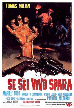Django Kill ... If You Live, Shoot