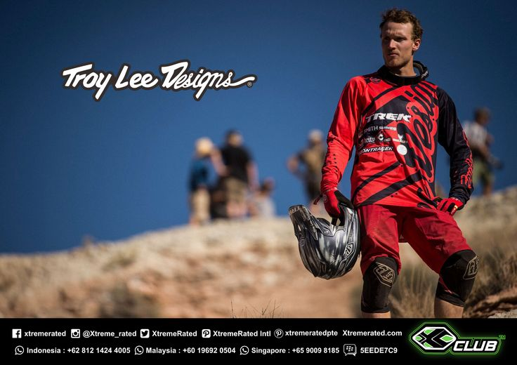 Tom Van Steenbergen   Red Bull Rampage 2017 - Virgin, Utah   Troy Lee Designs MTB 2017 Collections available now in all XClub Stores   tinyurl.com/y92a3j4o    #xtremerated #xclub #mtb #downhill #gravity