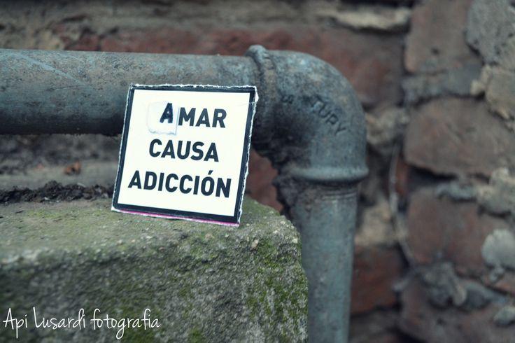 Amar causa adicción
