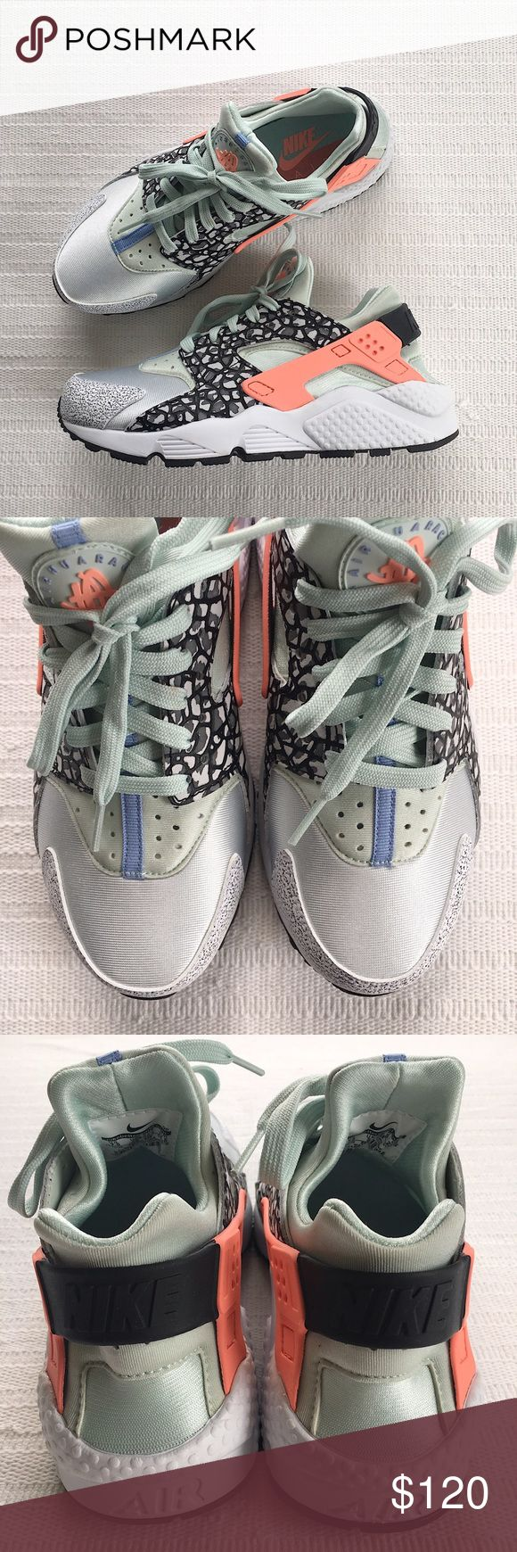 Women's Nike Air Huarache Run Premium Sneakers Women's Nike Air Huarache Run Premium Sneakers Style/Color: 683818-005  * Women's size 7.5  * NEW in box (no lid) * No trades * 100% authentic Nike Shoes Sneakers