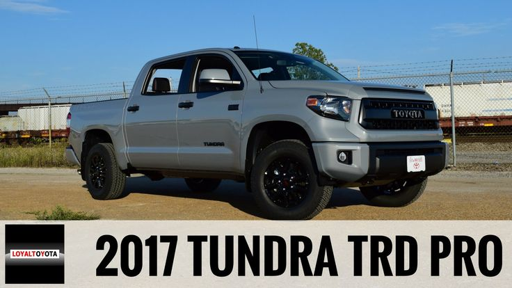 2017 Toyota Tundra TRD Pro Colors, Release Date, Redesign, Price – Contemplating the heritage of Toyota's performance and a existing lineup of pickup trucks, a recently themed model is not unexpected. This new 2017 Toyota Tundra TRD Pro which is predicted to start before long transpires to...