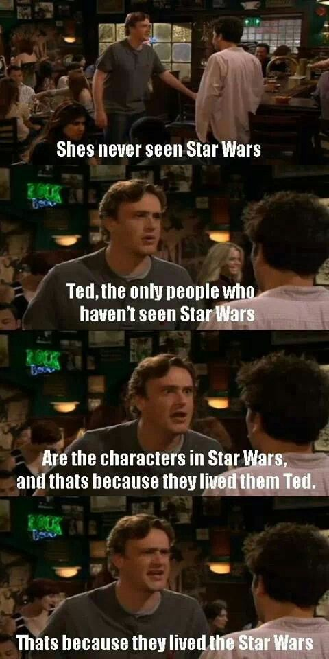 How I Met Your Mother -- Hahahaha!