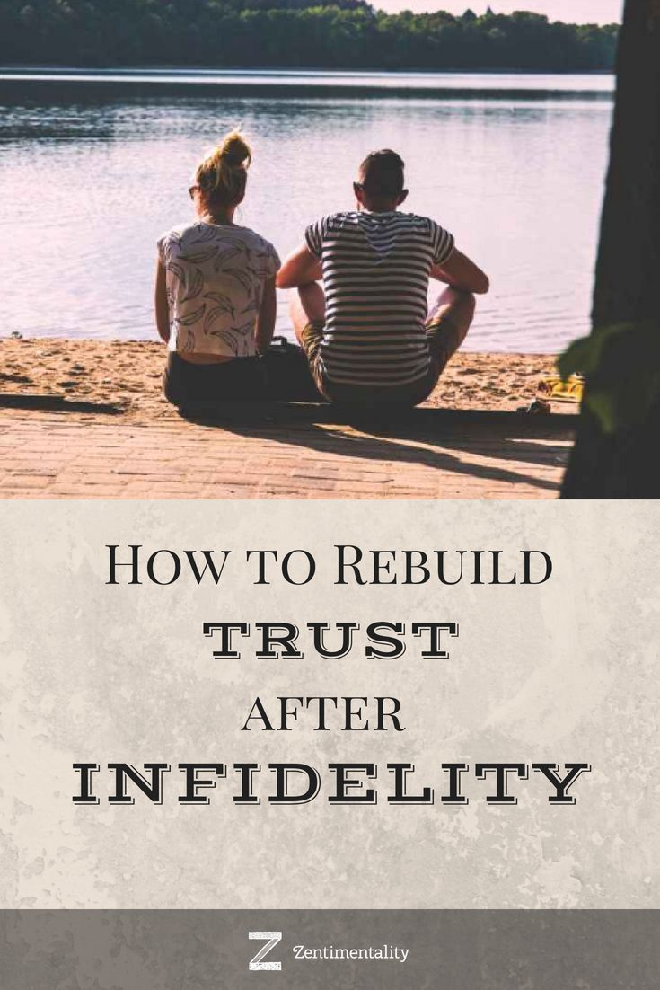 Rebuilding Trust After Infidelity | Emotional Intelligence