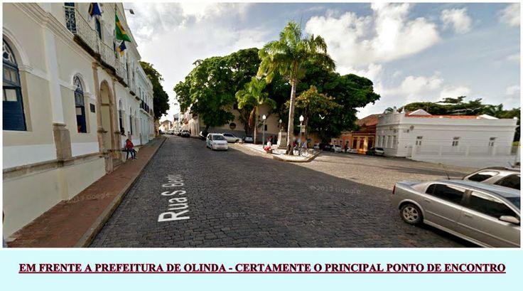 CARNAVAL DE OLINDA - MELHORES POINTS - CASAS PARA CARNAVAL: MELHORES POINTS