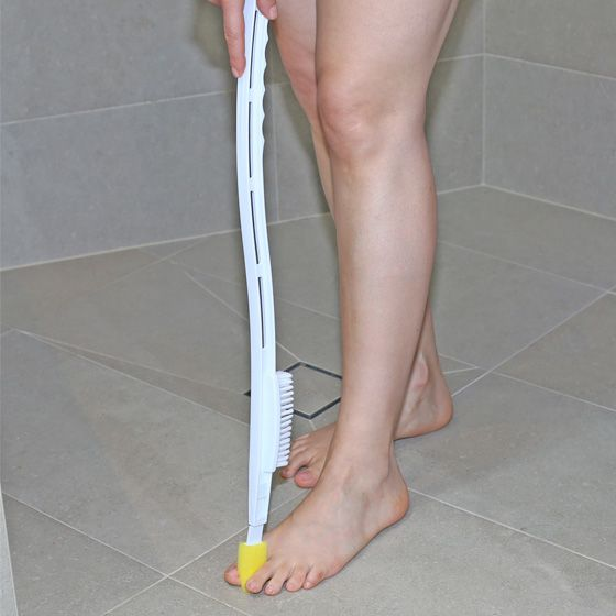 Long Handled Foot Brush