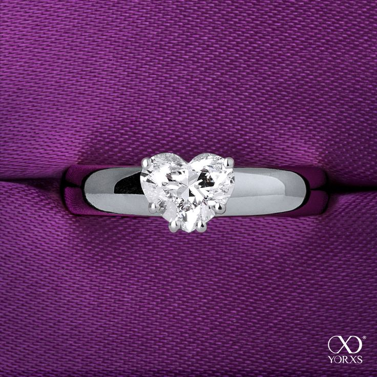 never ending love story #yorxs #diamantring #hochzeit #herz