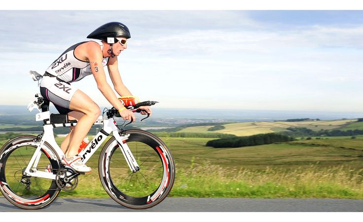 Ironman UK triathlon