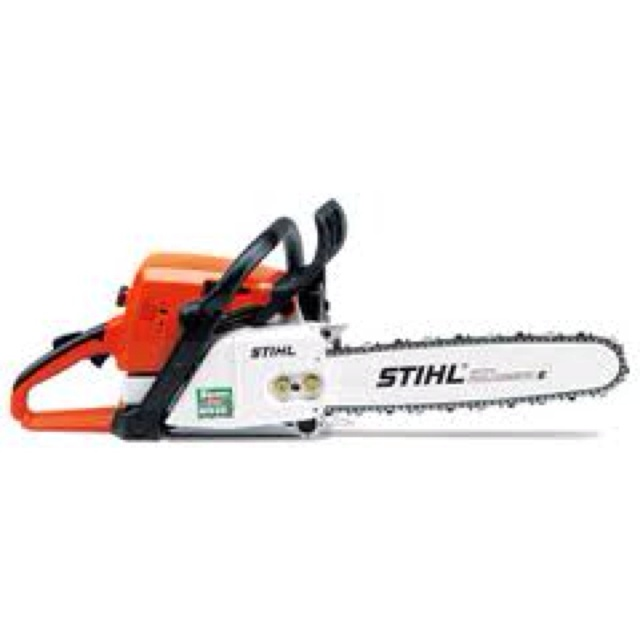 Best Chainsaw brand...did some firewood chopping with it. The power, the engineering!