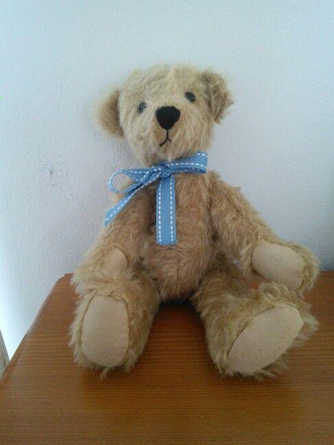 Mohair Teddy