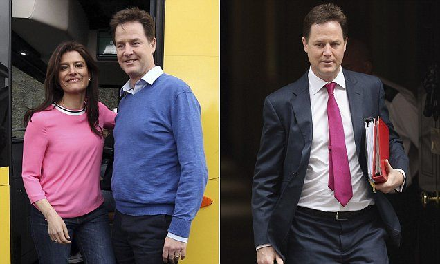 Nick Clegg to get a knighthood in New Year's honours