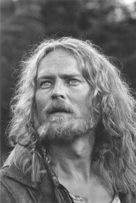 Dennis Storhoi (Herger the Joyous from the 13th Warrior) - the joy for life was sexy as hell.