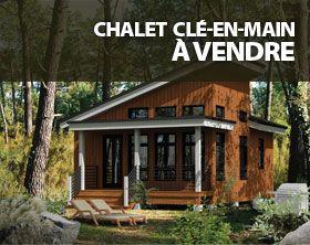 Chalet Cl en main Vendre Val Chester Tiny House