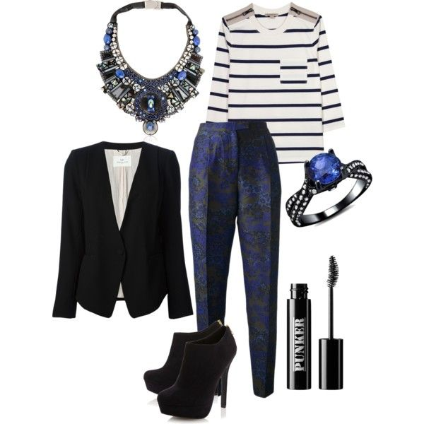 """""""I am the Night!"""" by rshm on Polyvore"""