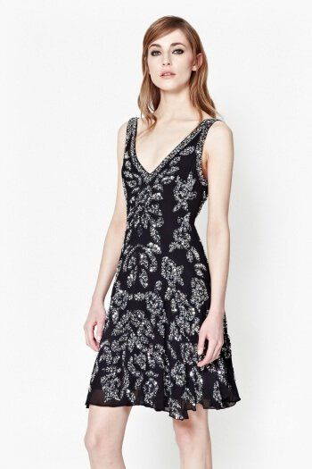 Angelica Jewel Dress by French Connection