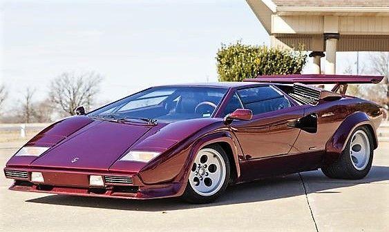 1980 Lamborghini Countach Lp400s Lamborghini Rides Lamborghini