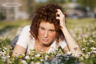 I fiori ti guardano. Foto Rossella Masciullo.