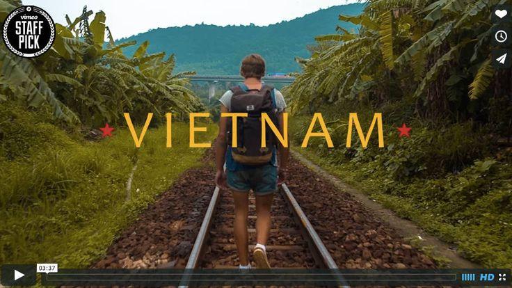 Il video epico di un viaggio in Vietnam di due fratelli, attraverso i luoghi di questa meravigliosa nazione. Le riprese mozzafiato che vi faranno sognare.