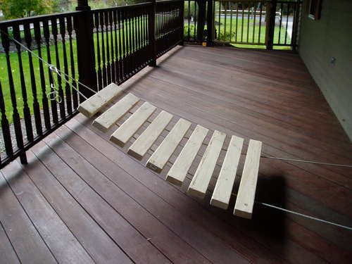 backyard xylophone, with instructions.  Also has instructions for tuning.