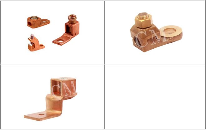 Copper Bronze Bolted Lugs  #CopperBoltedLugs #BronzeBoltedLugs #CopperBronzeBoltedLugs