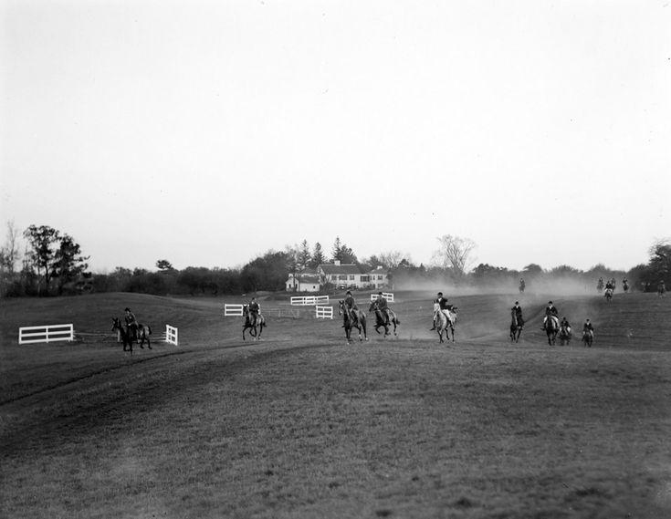1919. Гамильтон, штат Массачусетс