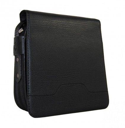 Malá černá pánská taška přes rameno 203-1 Mahel - Kliknutím zobrazíte detail obrázku.