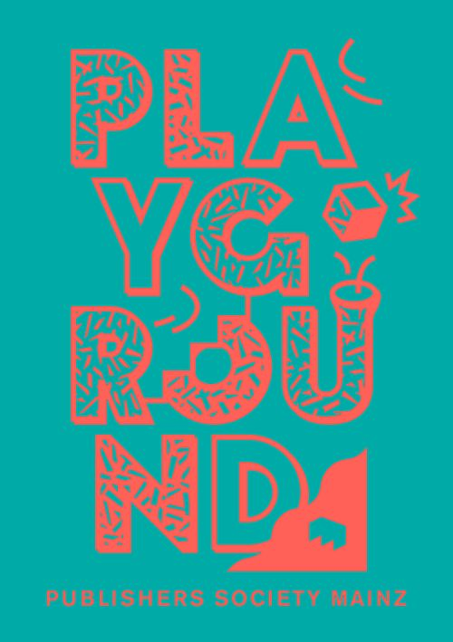 Playground – Publishers Society Mainz at Messe für Kunst und Handwerk in Hamburg, Germany.