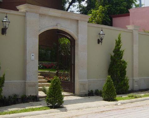 16 best images about fachadas barda on pinterest the - Exteriores de casas rusticas ...