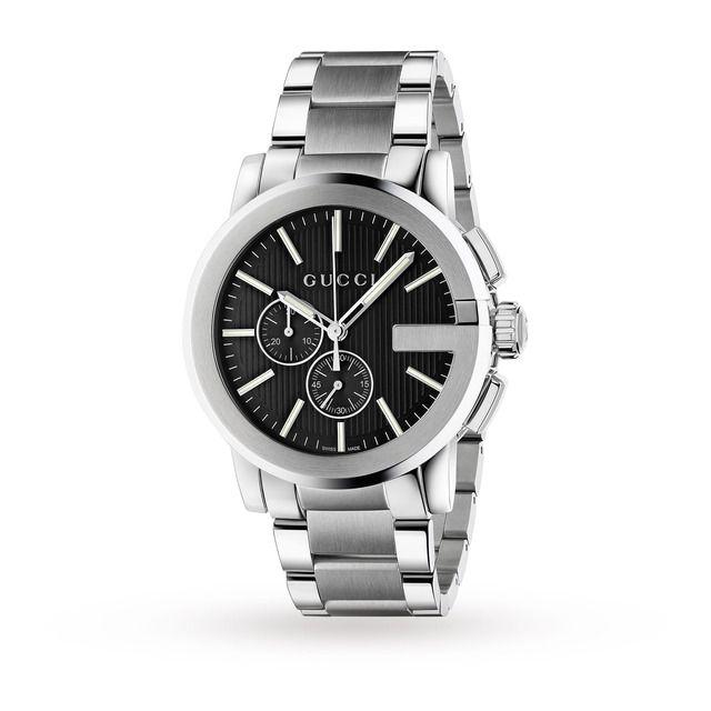 gucci gchrono mens watch gucci brands watches of switzerland