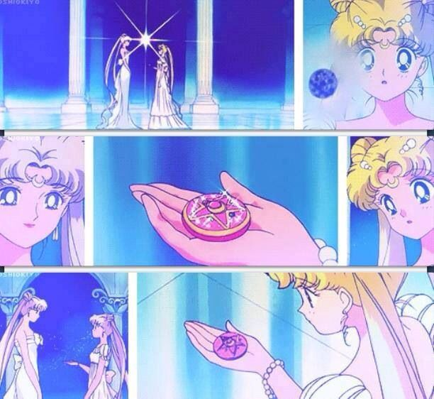 Neo Queen Serenity Crystal: Friendly Neighborhood Imp: Death Prediction: Sailor Moon