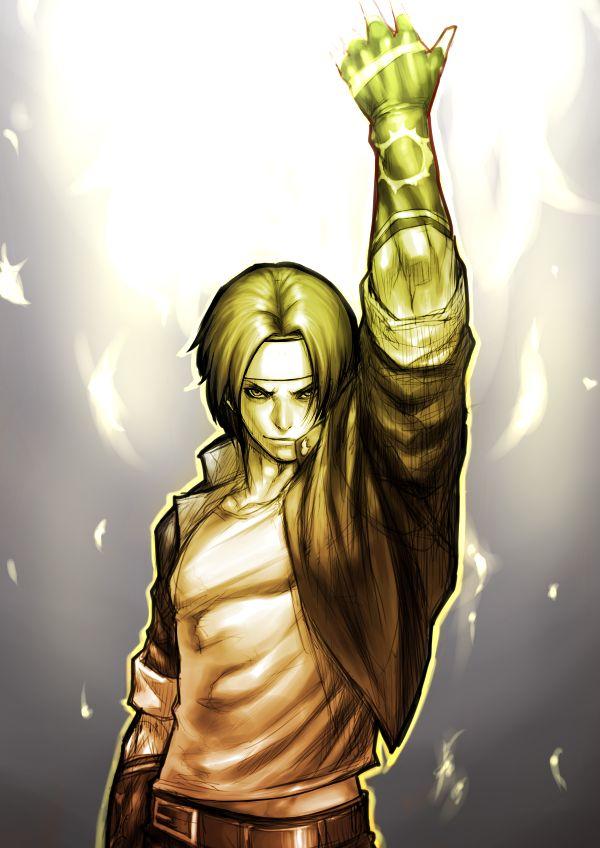 Kusanagi Kyo__ King Of Fighters