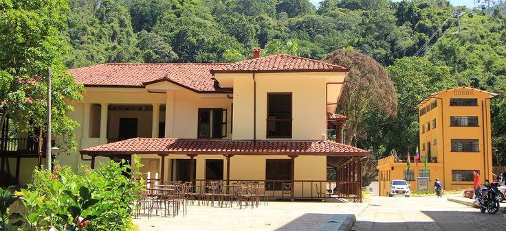 Hacienda La Esperanza Floridablanca Santander