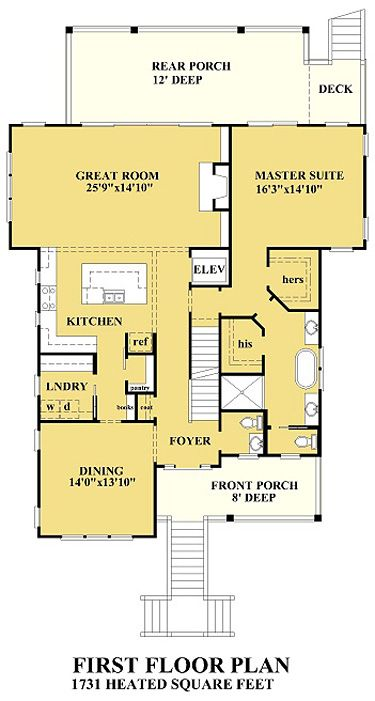 17 Best 1000 images about House Plans on Pinterest Southern house
