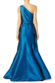 Sidecar Gown by ML Monique Lhuillier