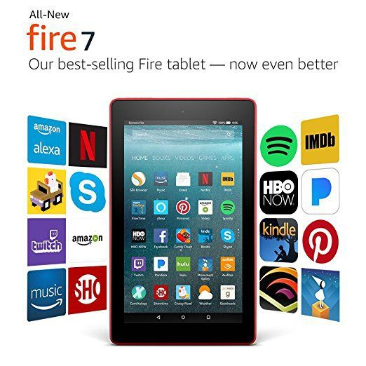 A Mom's Amazon Fire Tablet Review — The Coffee Mom