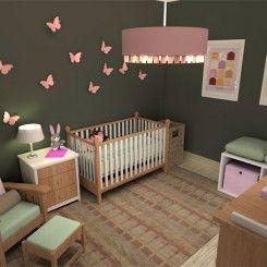 Decoração do quarto do bebê – parte II