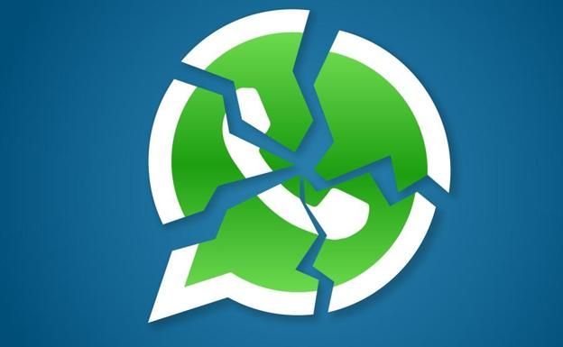 Ahora vas y lo caskas: Error de WhatsApp: se cae y no funciona por una fa...